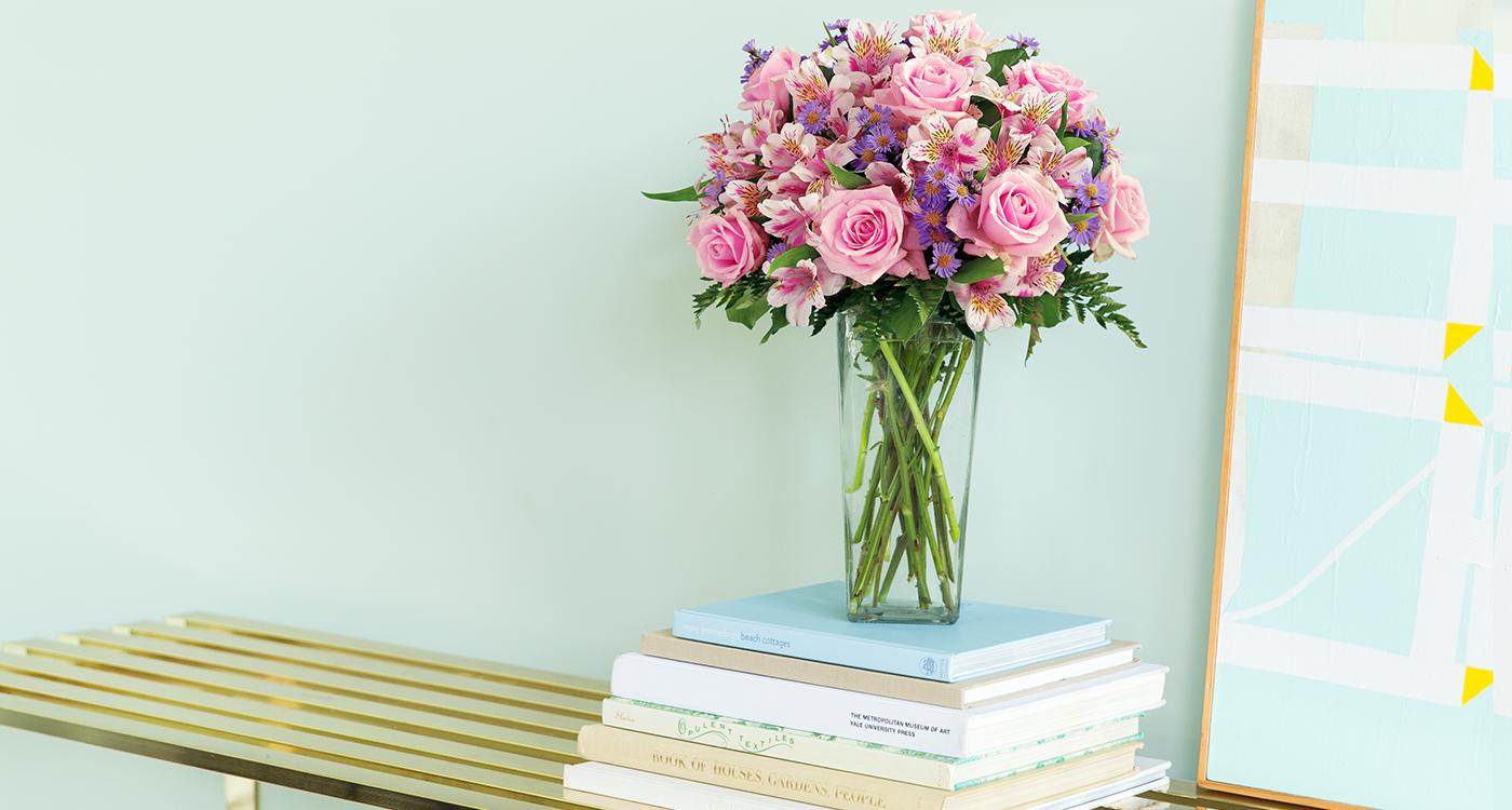 نحوه نگهداری صحیح گلهای شاخه بریده در گلدان
